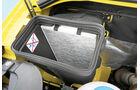 promobil Megatest 2014, Basisfahrzeuge, VW Crafter, Pollenfilter