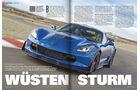 spa0215, Heftvorschau, Corvette Z06, Tracktest