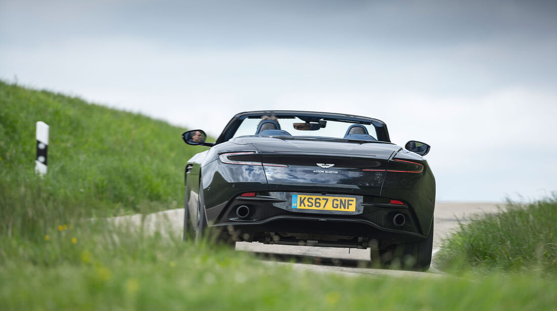 spa1018 S. 6 Fahrbericht Aston Martin DB11 Volante und Ferrari Portofino
