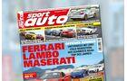 sport auto 04/15, Heftcover, Cover, Automagazin
