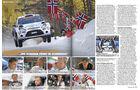 sport auto 04/15, Heftvorschau, Rallye-WM