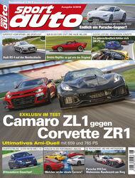 sport auto 8/2018 - Cover