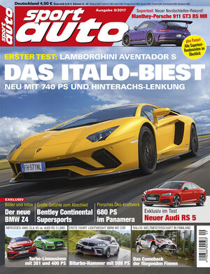 sport auto 9/2017 - Titel
