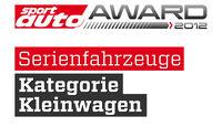 sport auto Award 2012 Serienfahrzeuge Kategorie Kleinwagen