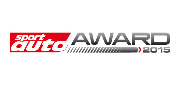 sport auto-Award 2015, Banner