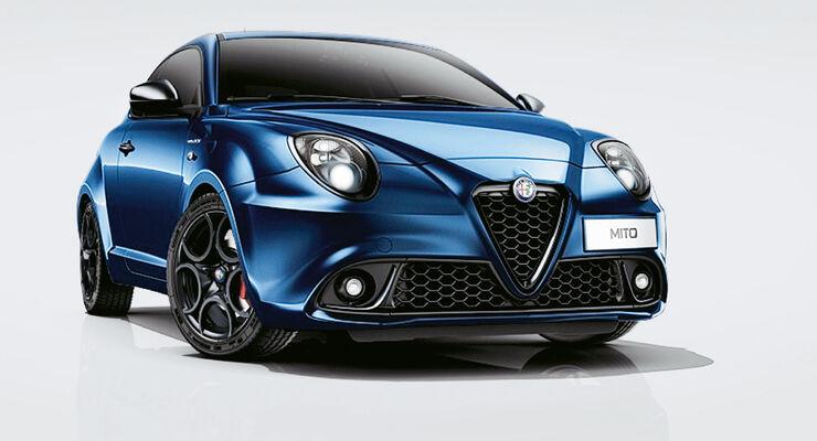 sport auto Award 2017 - A 002 - Alfa Romeo Mito Veloce