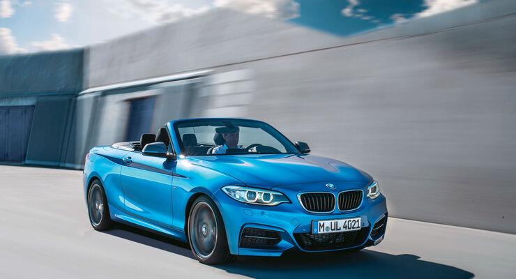 sport auto Award 2017 - G 067 - BMW M240i Cabrio