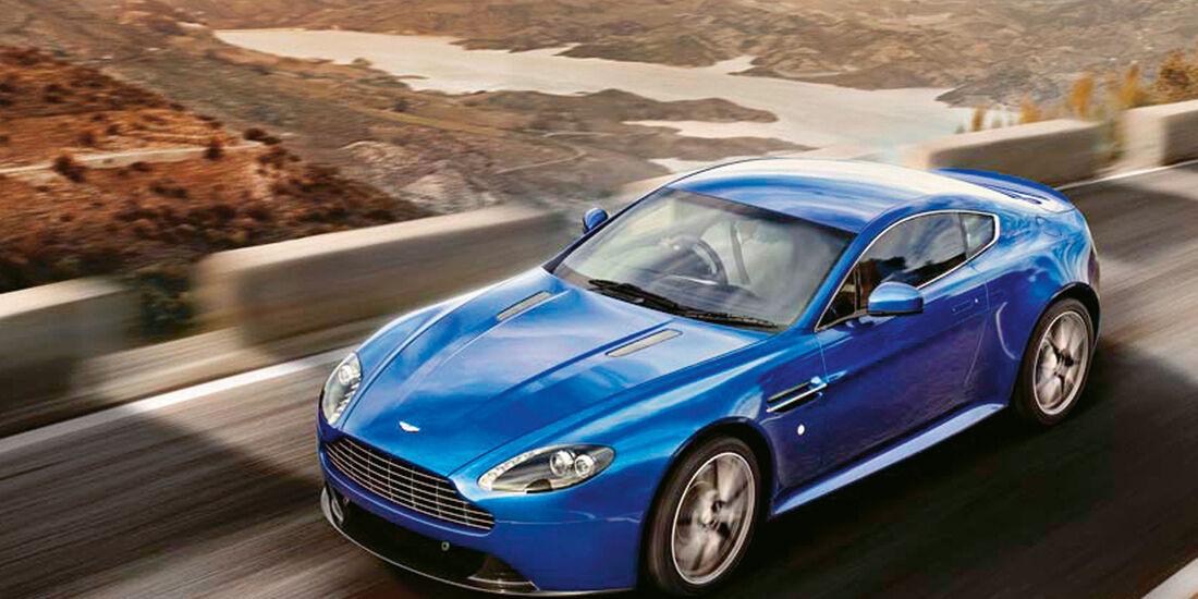 sport auto Award 2017 - N 135 - Aston Martin V8 Vantage S