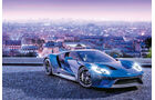 sport auto Award 2017 - P 155 - Ford GT