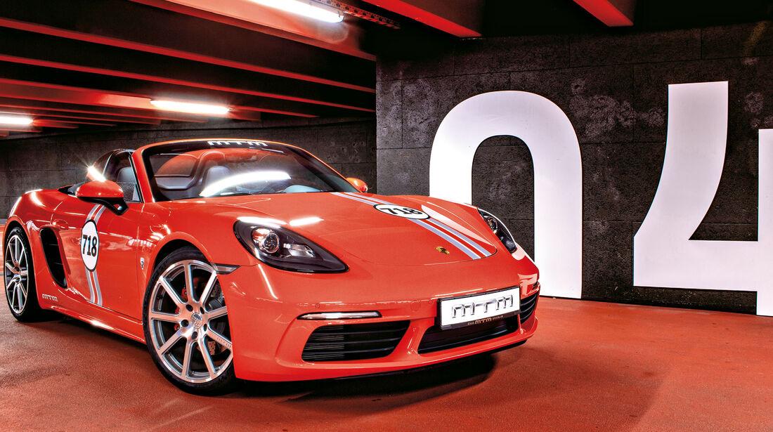 sport auto Award 2017 - V 195 - MTM-Porsche 718 Boxster S