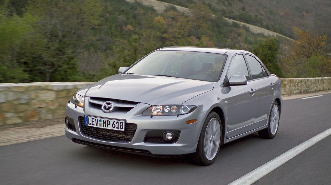 sport auto-Exotendeals bis 15.000 Euro, Gebrauchtwagen-Spezial, 04/2016, Mazda 6 MPS