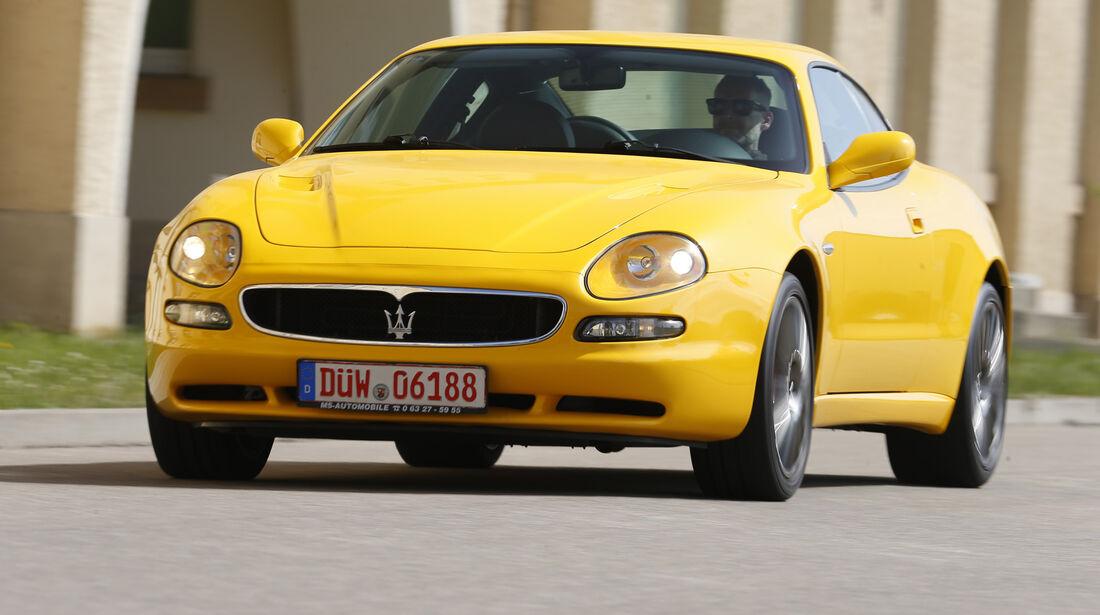 sport auto-Exotendeals bis 30.000 Euro, Gebrauchtwagen-Spezial, 04/2016, Maserati 3200 GT