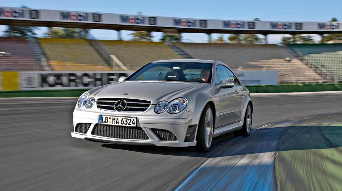 sport auto-Exotendeals bis 45.000 Euro, Gebrauchtwagen-Spezial, 04/2016, Mercedes CLK 63 AMG