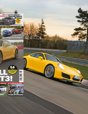 sport auto - Heftcover - 6/2016