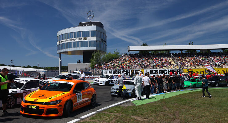 sport auto-High Performance Days 2012 Hockenheimring