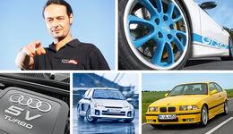 sport auto-Redaktionskäufe, Gebrauchte Sportwagen-Spezial, 04/2016