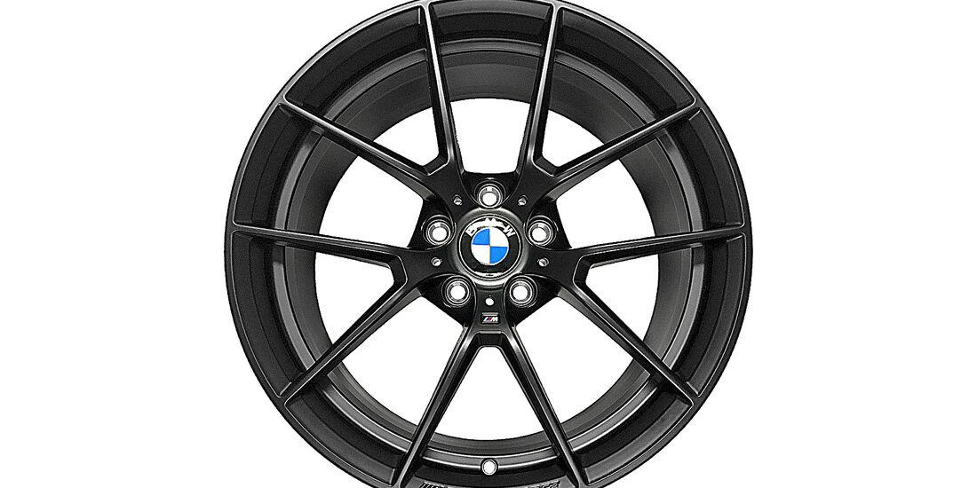 sportauto Winterreifentest 2018, BMW V-Speiche 640 M